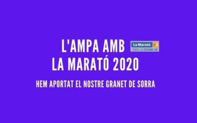 COL·LABOREM AMB LA MARATÓ